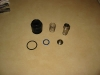 Disassembled Volcano Vaporizer Parts