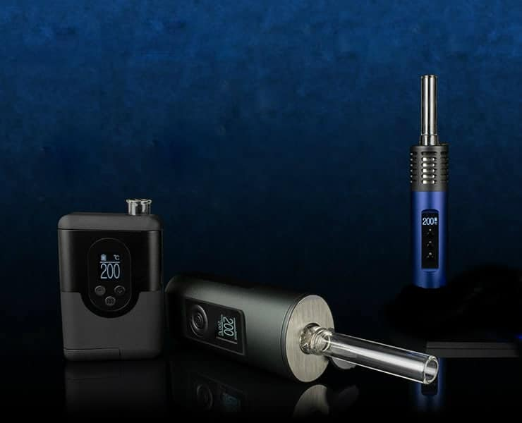 arizer all three products